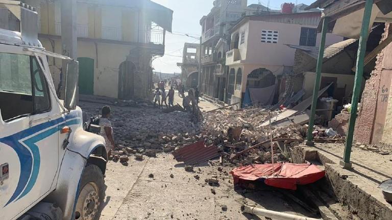 terremoto no haiti divulgacao ACN ACN mobiliza ajuda de emergência para o Haiti após terremoto