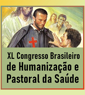 Congresso Humanizacao cartaz Pastoral da Saúde: congresso debate humanização e espiritualidade
