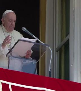 Papa Francisco Angelus 05 09 2021 Reuters Papa no Angelus: a cura do coração começa com a escuta