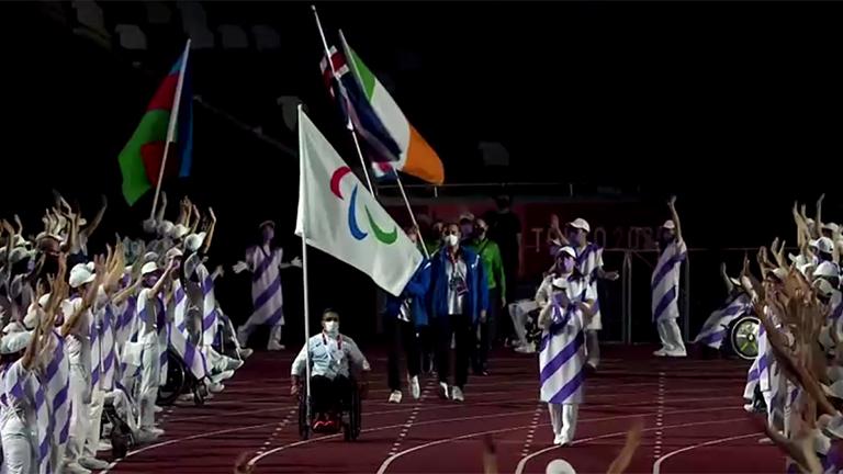Paralimpiadas festa encerramento 02 Paralimpíada de Tóquio 2020 termina e Brasil volta com saldo positivo