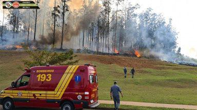 SP: queda de aeronave em Piracicaba deixa sete mortos