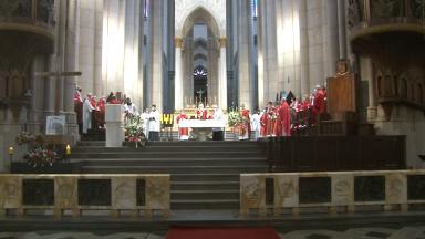 Missa recorda centenário de nascimento de Dom Paulo Evaristo Arns