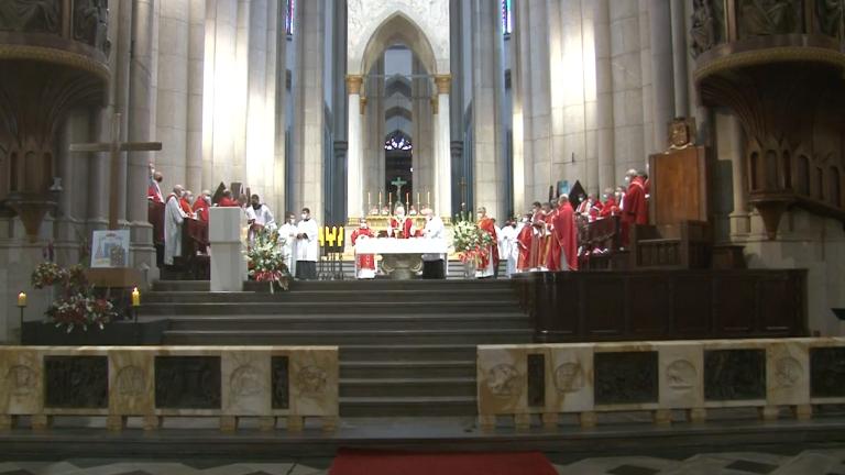 missa abre centenário de nascimento de dom paulo evaristo arns