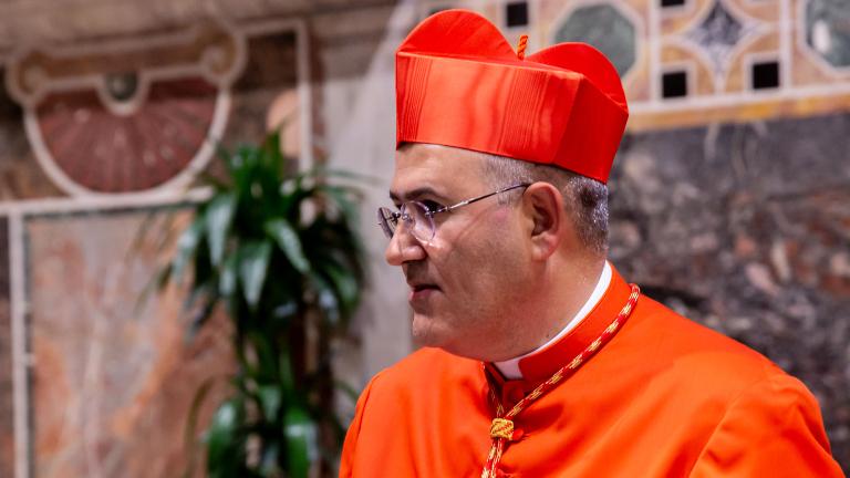 cardeal José Tolentino Mendonça Daniel ibanez CNA Cardeal Tolentino presidirá ciclo de conferências da Agência Ecclesia