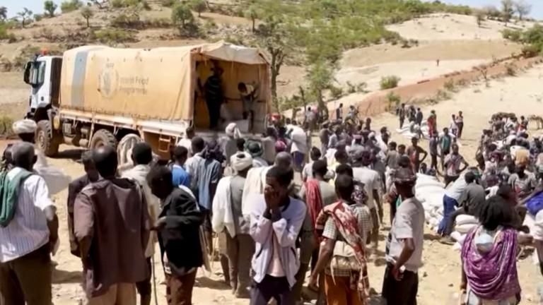 etiopia apelo papa reproducao reuters tv cancaonova Papa reza por fraternidade e solidariedade na Etiópia