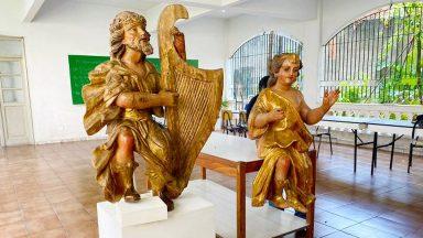 Diocese de Duque de Caxias recupera imagem furtada há 47 anos