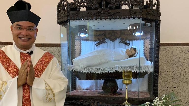 mariamenina2 Maria Menina: padre comenta festa da Natividade de Nossa Senhora
