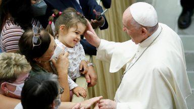 Sejamos ativos no amor a Deus e ao próximo, pede Papa Francisco