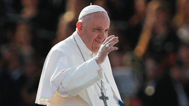 Papa se reúne com bispos da Eslováquia para momento de oração
