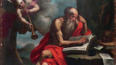 Igreja celebra São Jerônimo, santo que se dedicou à Sagrada Escritura
