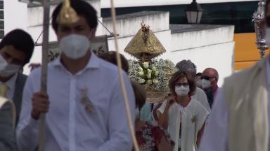 Devotos de Nossa Senhora de Nazaré participam do Círio da Prata