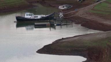 Falta de chuvas nos reservatórios deixa situação crítica na área energética