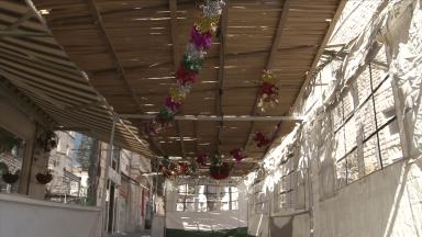 Judeus celebram em Jerusalém a Festa dos Tabernáculos