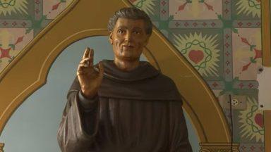 Santuário Frei Galvão inicia novena em honra ao santo neste sábado