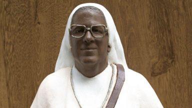 Primeira imagem da Irmã Benigna em 3D será apresentada neste sábado