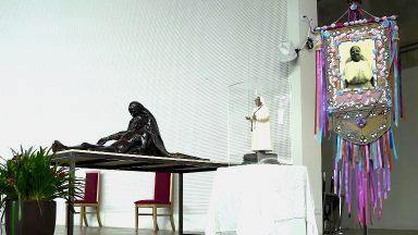 Em BH, fiéis celebram 40º aniversário de falecimento de Irmã Benigna