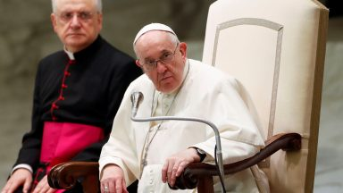 Ninguém pode ser feito escravo em nome de Jesus, afirma Papa