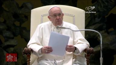 Na catequese, Papa continua com as reflexões sobre a liberdade