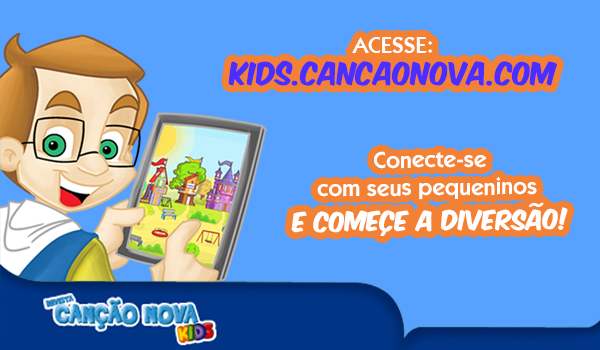 site kids cancao nova