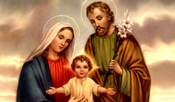 Os exemplos da Sagrada Família para sermos famílias sagradas ...