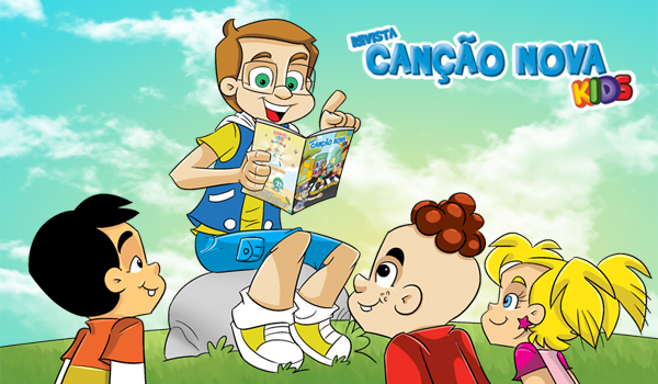Revista CN Kids_Setembro