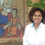Missionária conta sua experiência de fé com São José