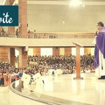 Padre Roger Luis tem um convite para você!