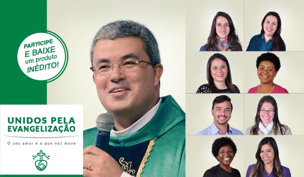"""Conheça a Ação """"Unidos pela Evangelização"""" e ajude a Canção Nova"""