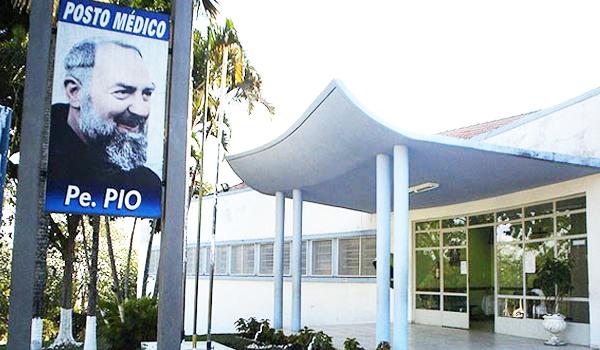 Posto Médico Padre Pio celebra 20 anos