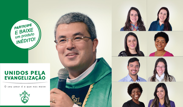 Neste mês de setembro, mostre o seu amor pela evangelização