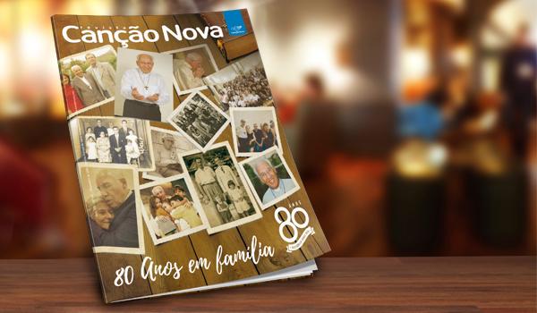 Revista Canção Nova tem edição especial em dezembro
