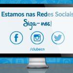 Você sabia que o Clube da Evangelização está nas redes sociais?