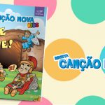 A Revista Canção Nova Kids levando evangelização e diversão aos pequeninos