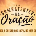 Seja um combatente e ajude a Canção Nova na evangelização