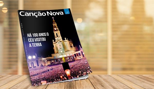 Atraso no envio da Revista Canção Nova