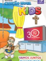 Revista Canção Nova Kids - Fevereiro 2019