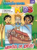 Revista Canção Nova Kids - Janeiro 2019