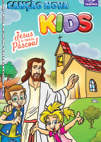 Revista Canção Nova Kids - Abril 2019