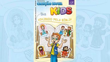 Revista Canção Nova Kids - Janeiro 2021