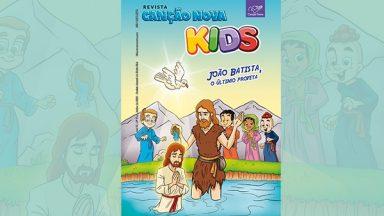 Revista Canção Nova Kids - Junho 2021