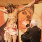 O toque de Jesus cura