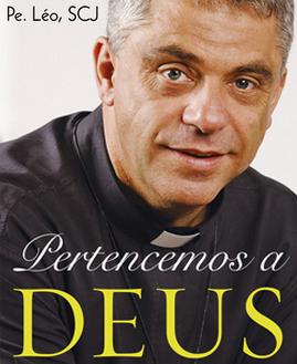 Livro Pe. Léo Pertencemos a Deus