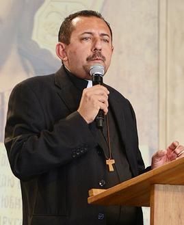 Padre Antônio Furtado. Fotos: Daniel Mafra/ CançãoNova