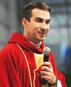 Padre Fábio de Mello. Foto: Aquivo/cancaonova.com