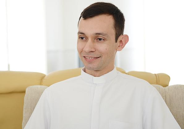 Padre Márcio Prado
