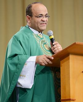 Padre Edimilson Lopes - Foto: Daniel Mafra