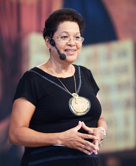 Irmã Maria Eunice. Foto: Wesley Almeida/ cancaonova.com.