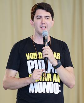 Nilton Junior. Foto: Daniel Mafra/cancaonova.com