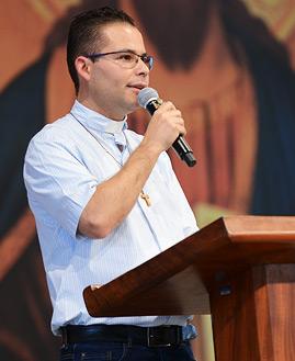 Pregação com Padre Arlon