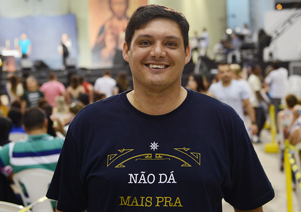 Kléber da Maia - Foto: Daniel Mafra